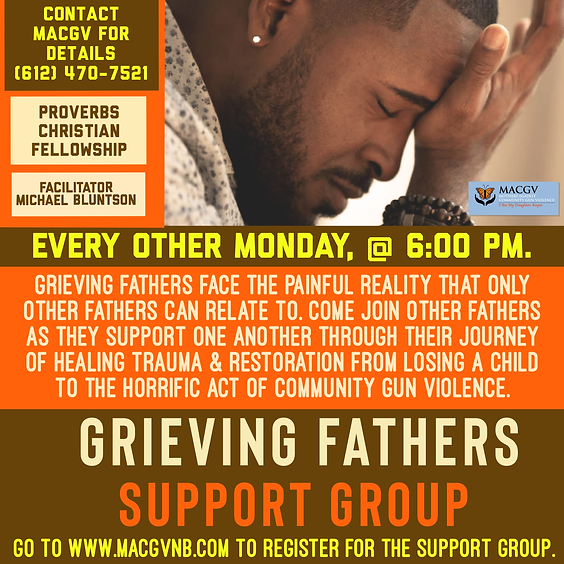 Grieving Fathers Support Group
