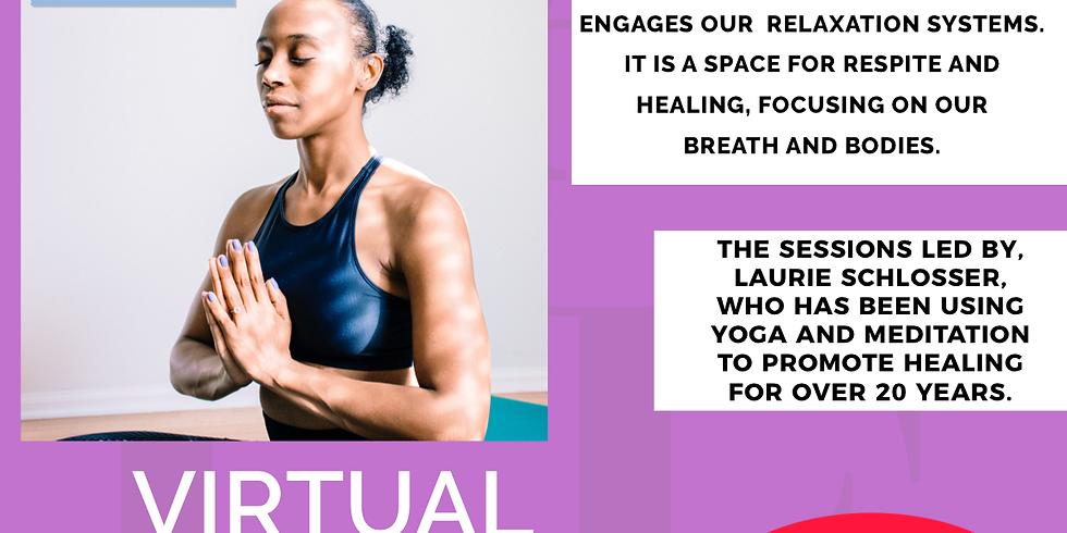 Grieving Mothers National Virtual Restorative Yoga