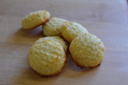 Cocos (six cookies)