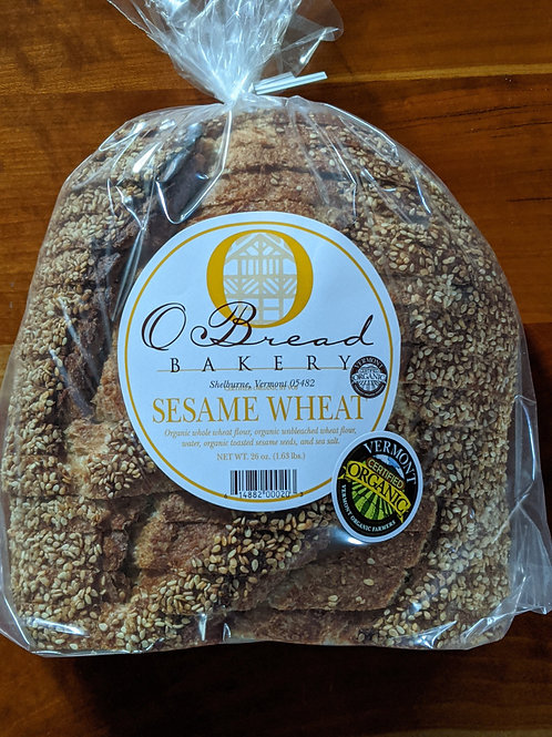 Sesame Wheat Deli (sliced)