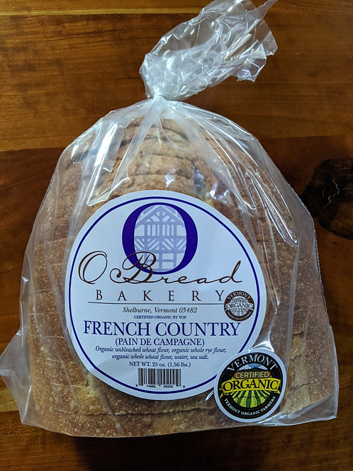 French Country Deli (sliced)