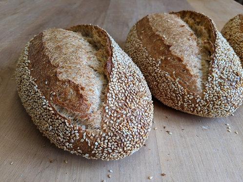 Sesame Wheat Bâtard