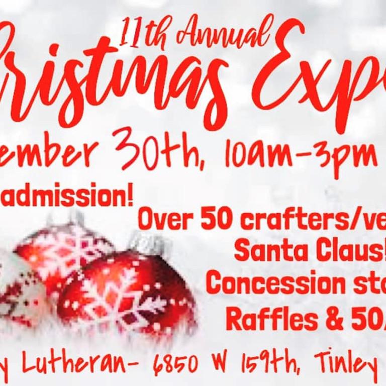 Trinity Lutheran Church Annual Christmas Expo