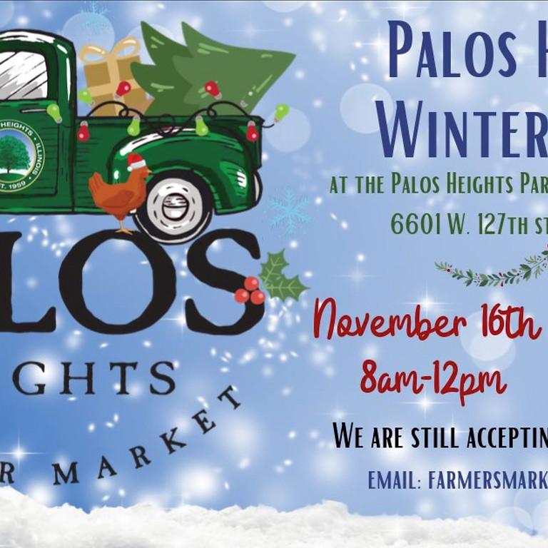 Palos Heights Winter Market