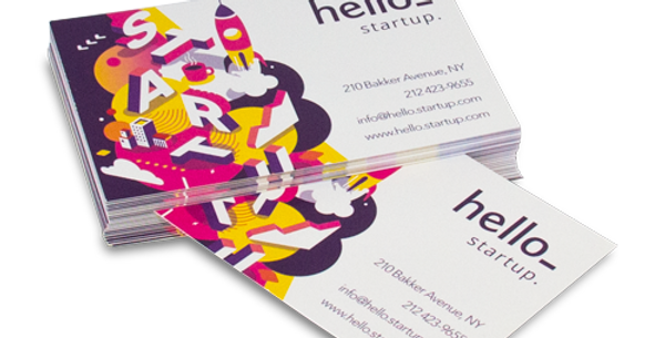 Classic Gloss Business Cards
