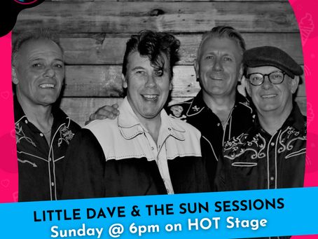 Little Dave & The Sun Sessions