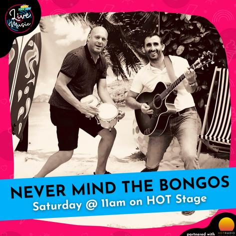 Never Mind The Bongos