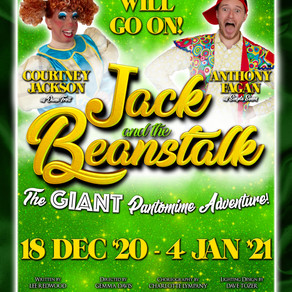 The Show WILL Go On - Jack and the Beanstalk at Tivoli Theatre WILL go ahead!