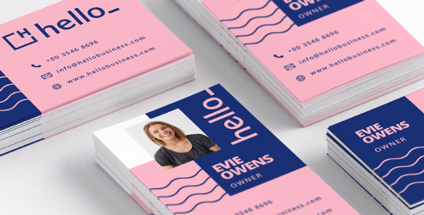 Classic Business Cards - 400gsm