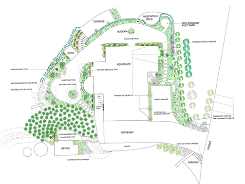 Blossom PDX Landscape Design Master Plan