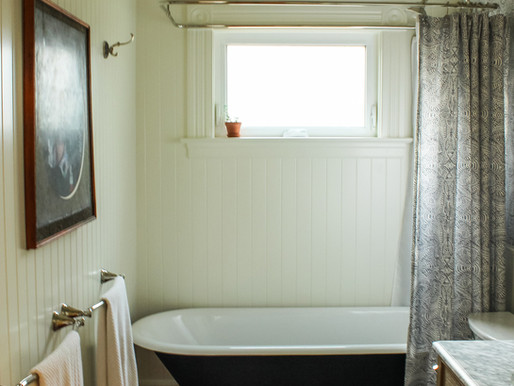 CUSTOMIZE YOUR SPACE // BATHROOM EDITION