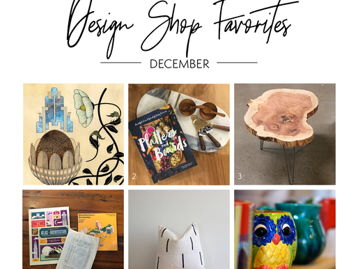OUR FAVORITE THINGS // ALBERTA ST. GIFT GUIDE