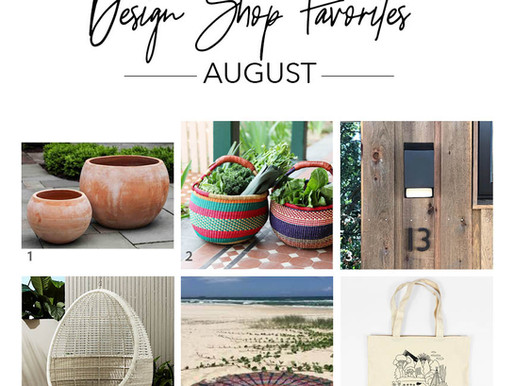 OUR FAVORITE THINGS / / AUGUST
