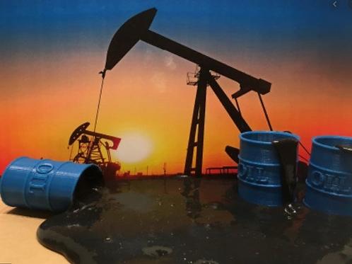Kids DIY - Alberta Oil Slime