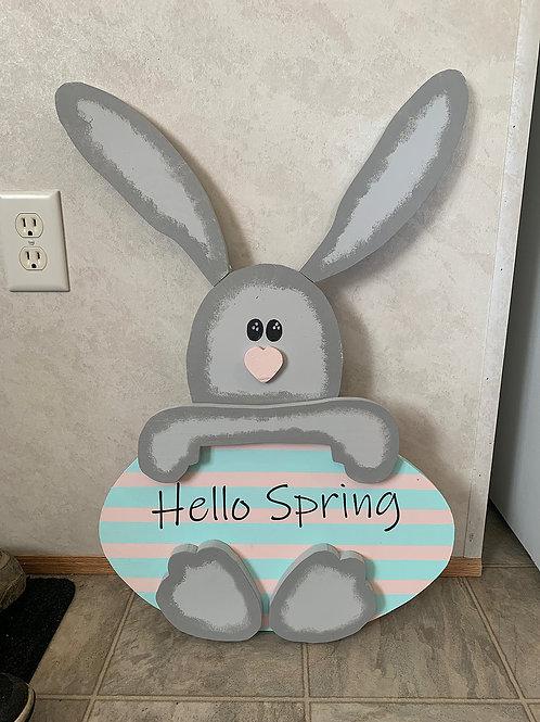 Hello Spring Bunny DIY Kit