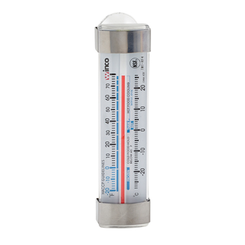 Dial Refrigerator/Freezer Thermometer