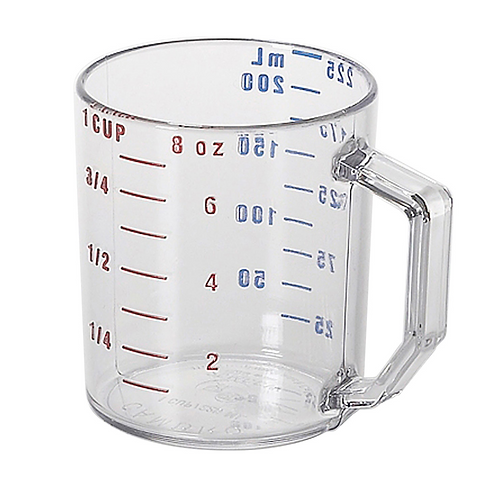 Measuring Cup, 1 cup