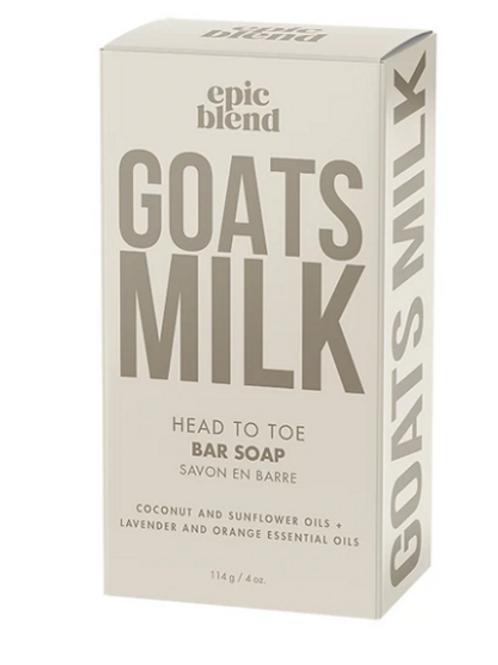 Goatsmilk Bar Soap