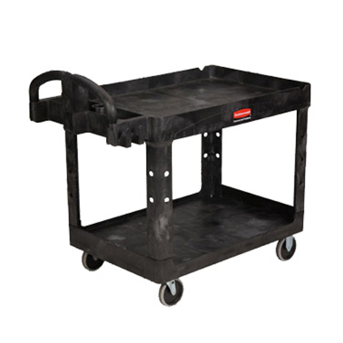 Heavy Duty Rubbermaid Utility Cart