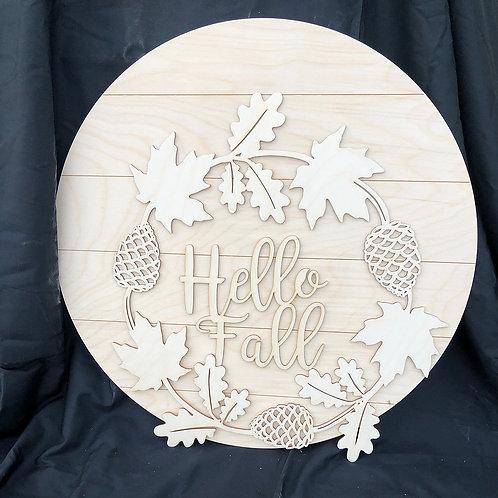 Hello Fall DIY Kit