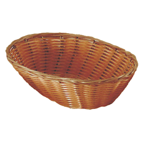 Woven Basket Oval
