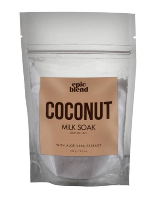 Coconut Milk Soak