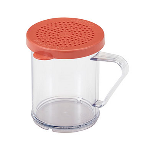 Camwear™ Shaker/Dredger, 10oz w/ Medium Ground Lid