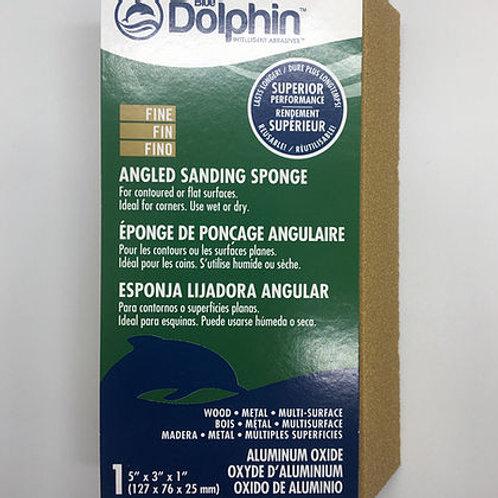 Sanding Sponge - Angled Fine