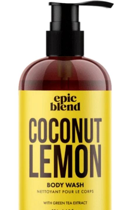 Coconut Lemon Body Wash