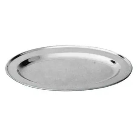 Oval S/S Decorative Platter