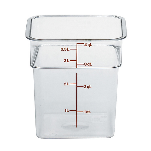 CamSquare™ Food Container, 4qt