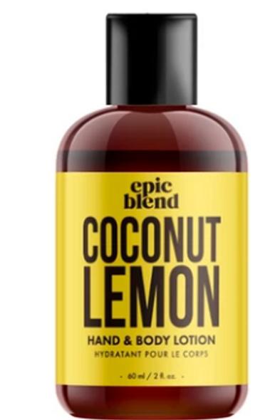 Coconut Lemon Hand & Body Lotion