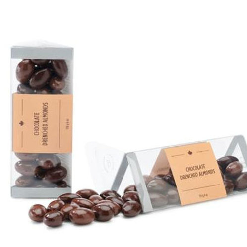 Chocolate Drenched Almonds Shaker