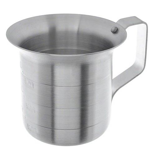 Measuring Cup, Aluminum