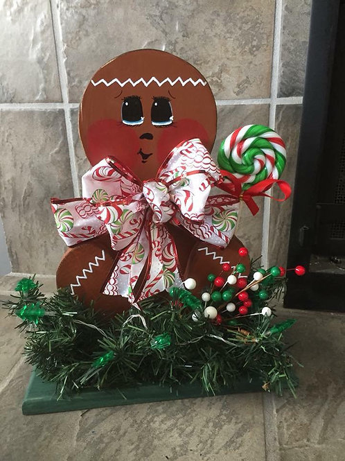 Gingerbread Man DIY Kit