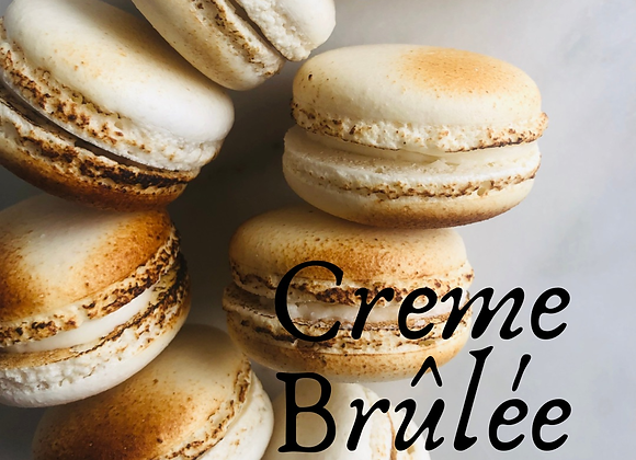 French Macarons - Flavour Gallery