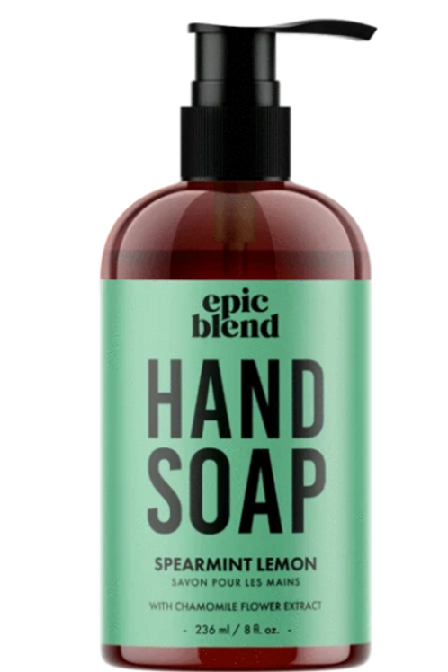 Spearmint Lemon Hand Soap