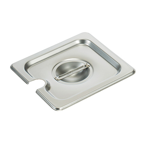 Stainless Steel Cover, Notched