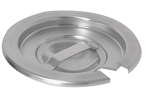 Stainless Steel Round Lid