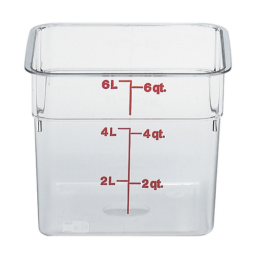 CamSquare™ Food Container, 6qt