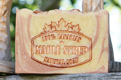 100% Canadian Bar - Maple Syrup