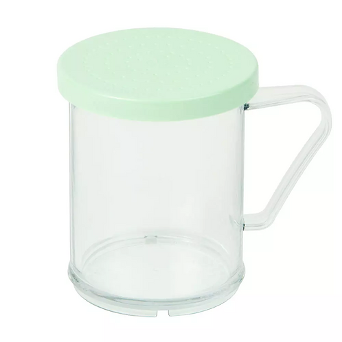 Camwear™ Shaker/Dredger, 10oz w/ Fine Ground Lid