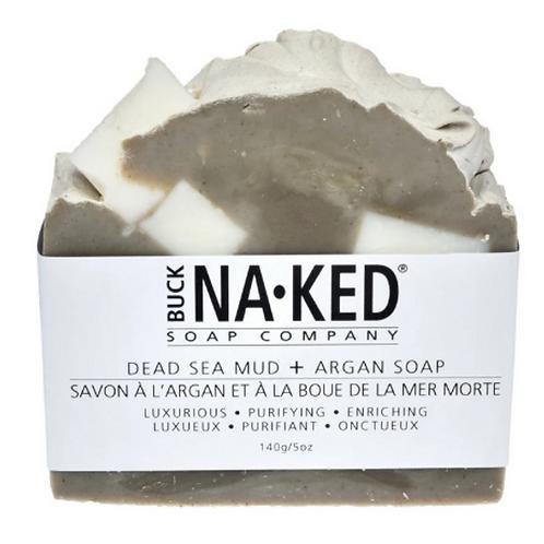 Dead Sea Mud & Argan Soap
