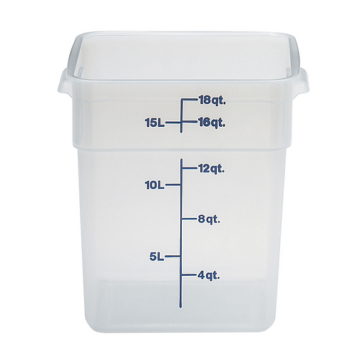CamSquare™ Food Container, 18qt