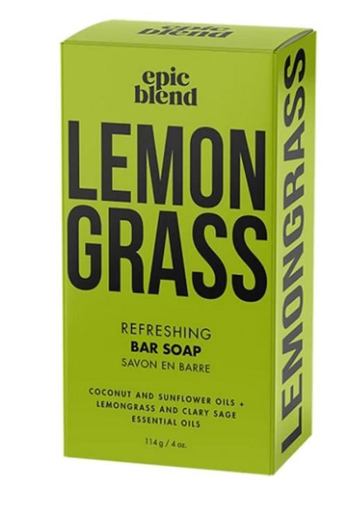 Lemongrass Refreshing Bar Soap