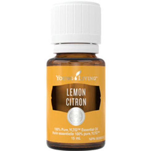 Lemon Essential Oil - Young Living