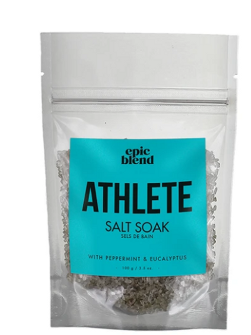 Athlete Salt Soak