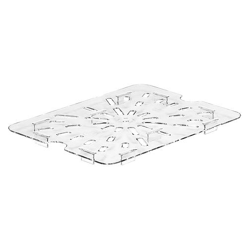 Drain Shelf for ½ Size Inser
