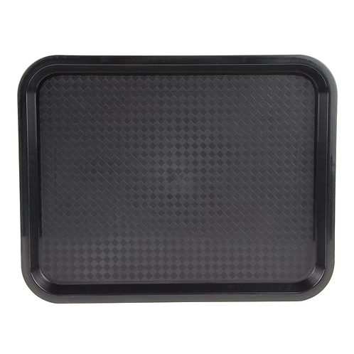 "Fast Food Tray 10"" x 14"" Poly"