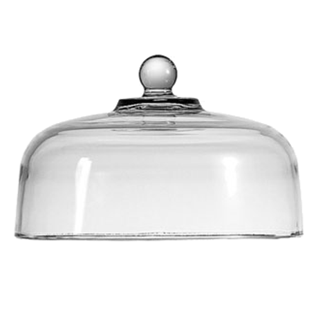 Glass Cake Dome Cover